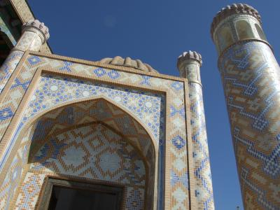 身も心もウズベキスタン?サマルカンド Part1