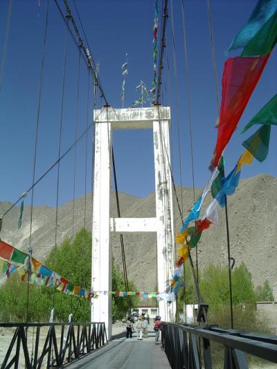 ラサに到着! チベット旅行記2