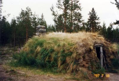 1997年夏フィンランドラップランドオーストリア旅行4-カラショク