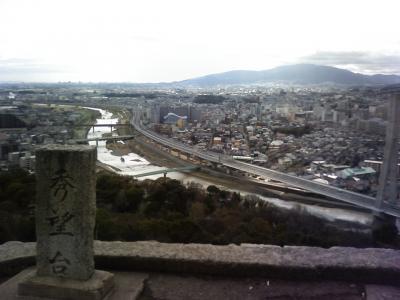 07.03.30桜レポート 大阪 池田の五月山