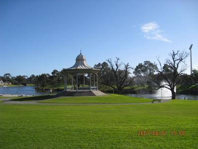南オーストラリア アデレード
