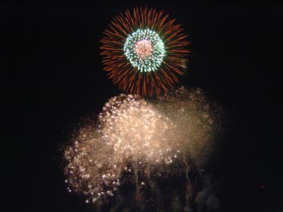 平和都市宣言「花火の祭典」