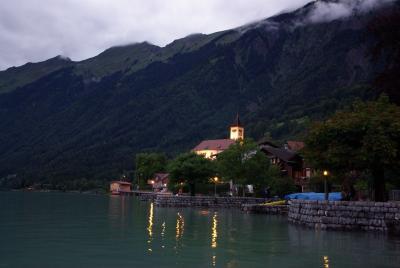ツェルマット・ブリエンツ スイスの旅 ④ブリエンツ滞在 その一