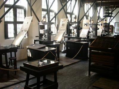 世界遺産旅行記【85】プランタン=モレトゥスの家屋・工房・博物館複合体