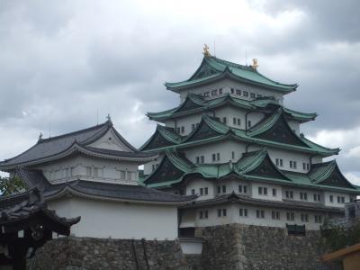 ぶらり名古屋城(日帰り)