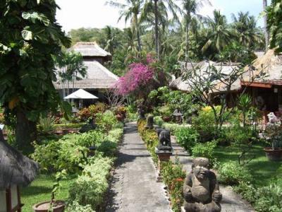 バリ島発 5泊6日  ロンボク島の旅