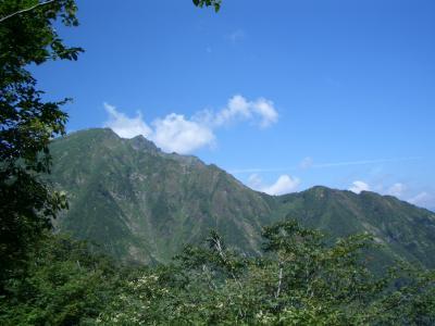 谷川岳トレッキング