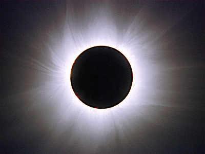 皆既日食を観にReimsへ
