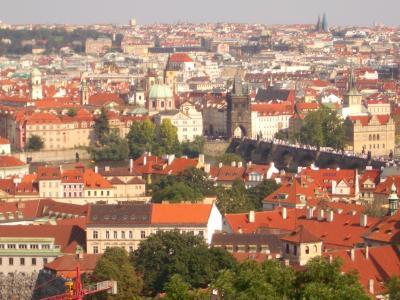 ヨーロッパひとり旅? チェコ★プラハ