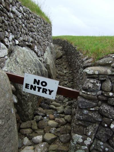 アイルランド:ミース/ニューグレンジ