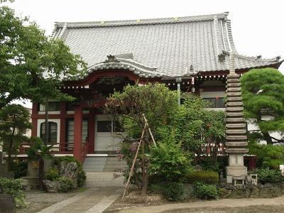 蒲田寺社巡り