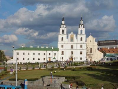 CISの最もロシア色の強いベラルーシ。