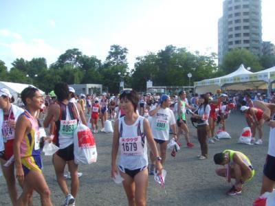 北海道マラソン2007!
