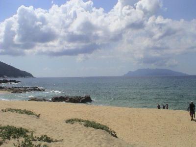 屋久島一周観光ドライヴ 屋久島のビーチ 滝 森 山  屋久島を遊びつくせ2007