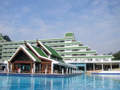 ル・メリディアン・ビーチ・リゾート・ホテルへ子連れ旅