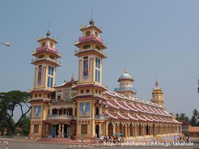 タイニン(Tay Ninh)