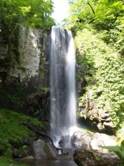 滝めぐりシリーズ29 兵庫県宍粟市、養父市の滝めぐり修行