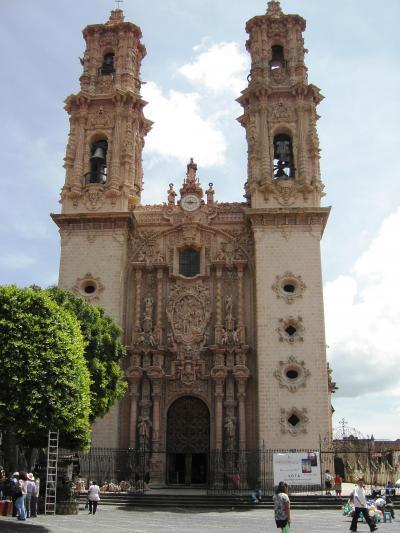 10年ぶりメキシコ、6日目は銀の町Taxcoに行く