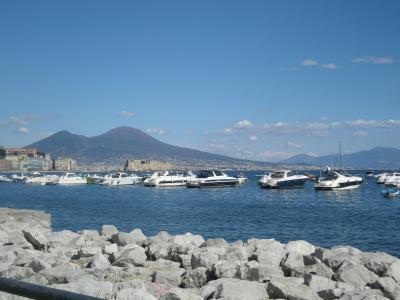 5日目フィレンツェからナポリに移動