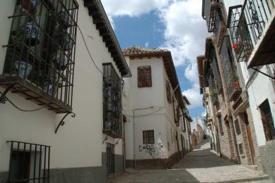 アンダルシア春の旅 (Andalucia) 【4】:グラナダ ウォーキングツアー( Walking Tour in Granada)
