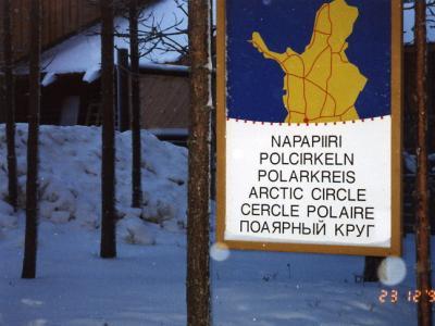 北欧旅行1996-1997(フィンランド編)