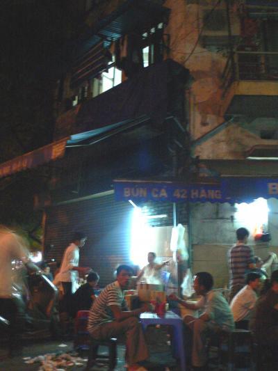 ベトナム&ラオス7(ハロン湾~ハノイ)