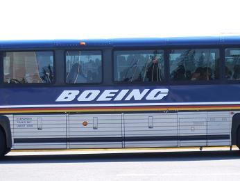 Seattleの北方面→Everettにあるボーイング社の工場Future of Flightを見学してきました。
