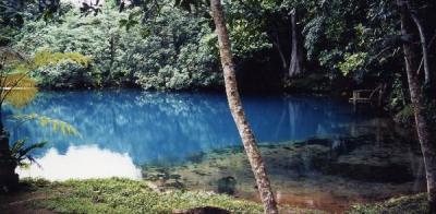 地球の島めぐり47島目 ヴァヌアツ共和国・サント島