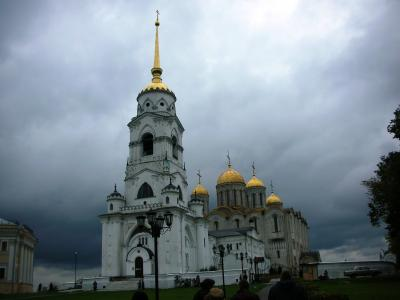 ロシア8日間の旅  4日目 ウラジーミル&スズダリ
