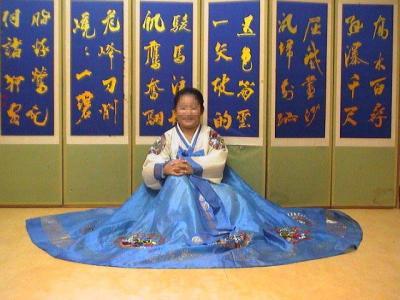 01年夏、娘と2人で韓国・釜山に行ってきました【工事中でした】。