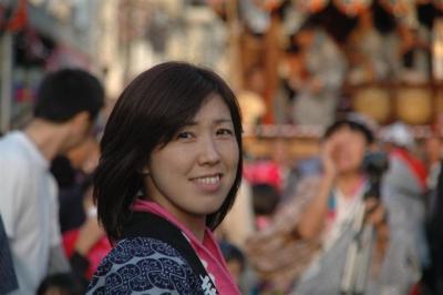 所沢祭り07年寿町の方々