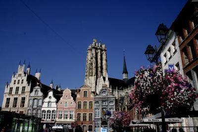 「オランダ・ベルギー旅行記~芸術と美食の街~ベルギー編?メッヘレン」