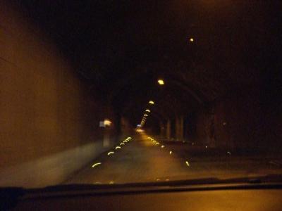 『奥只見シルバーライン』という名の長いトンネル