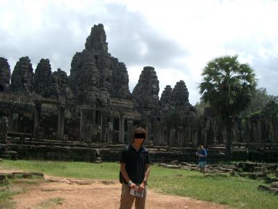 ベトナム・ラオス・カンボジア旅行記3 カンボジア(シェムリアップ、プノンペン)編 2007