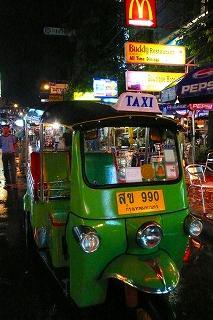 全ての旅は帰郷への回り道に過ぎない@バンコク