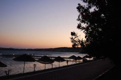 エキゾチックトルコ【2】 アイワルクでエーゲ海の夕日と朝日を眺める