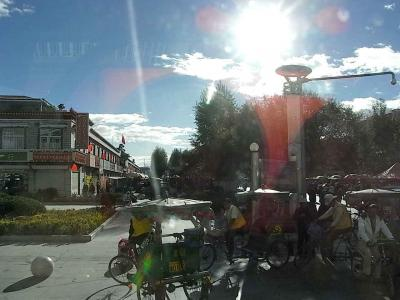 チベット、ラサ