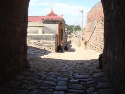 城壁都市(西安・平遥)をぐるっと一廻り!拾参之章 張壁