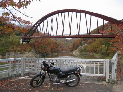 秋の景色~奥裾花渓谷