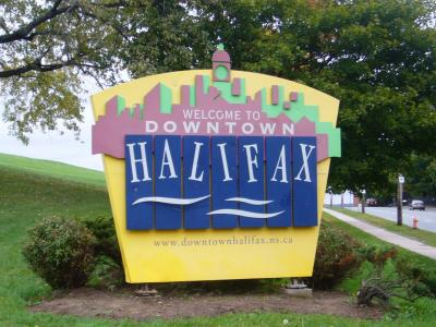CANADA東部バスの旅・6日目 Halifax