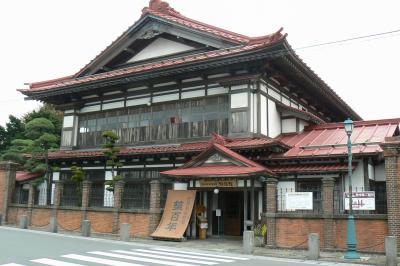 出掛けて来ました。紅葉の地、太宰治の斜陽館、小田川温泉