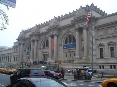 メトロポリタン美術館The Met☆ニューヨーク近代美術館MOMA☆