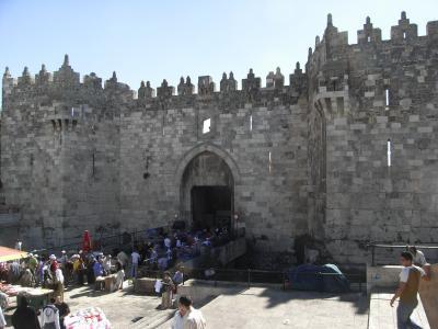世界3大宗教が混在するエルサレム