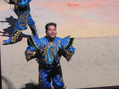 ボリビア オルーロ