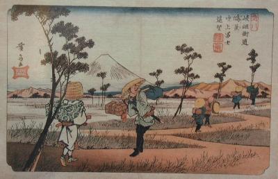中仙道を歩く・・・北本~行田ー?