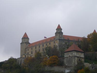 スロヴァキアの首都 ブラチスラバ