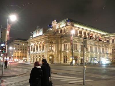 音楽の都ウィーンへ