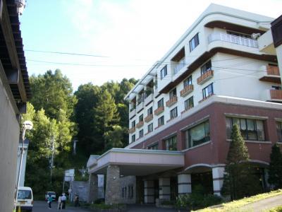 お宿はホテル・ノース志賀