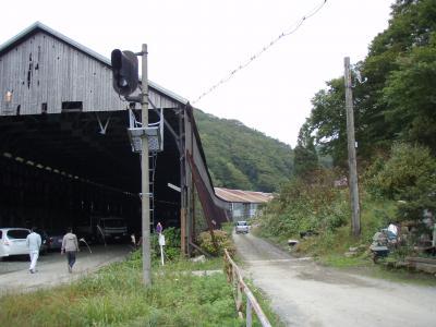 とんだ寄り道 奥羽本線・峠駅訪問