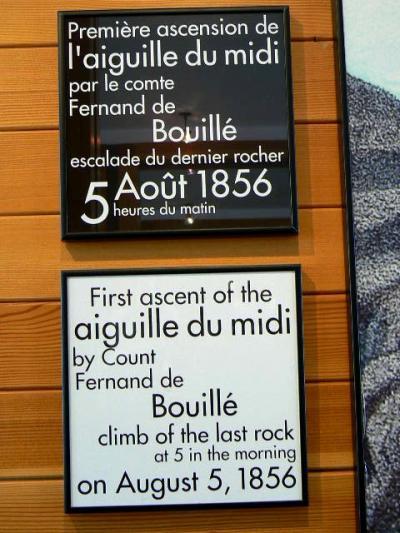 スイス写真集【607】モンブラン・トンネルをくぐる